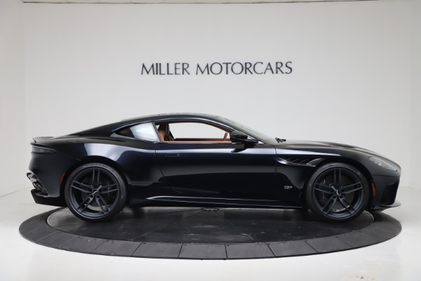 New 2020 Aston Martin DBS Superleggera Coupe for sale $371,006 at Alfa Romeo of Greenwich in Greenwich CT 06830 9