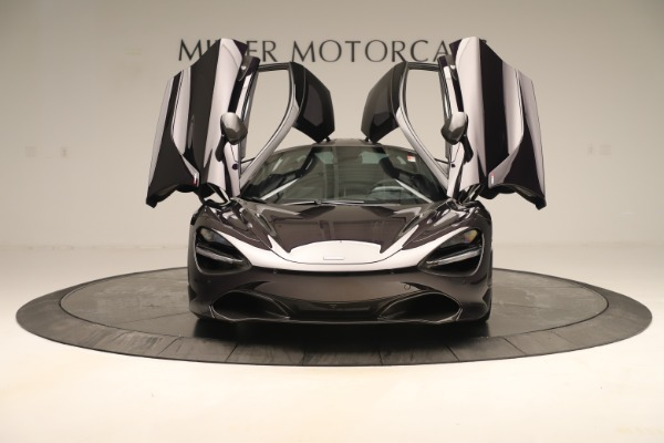 Used 2018 McLaren 720S Coupe for sale Sold at Alfa Romeo of Greenwich in Greenwich CT 06830 12