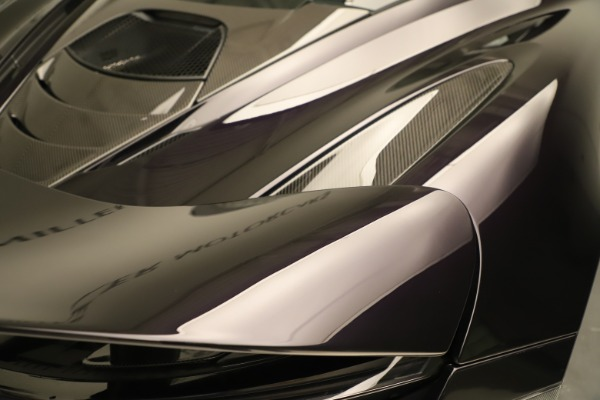 Used 2018 McLaren 720S Coupe for sale Sold at Alfa Romeo of Greenwich in Greenwich CT 06830 26