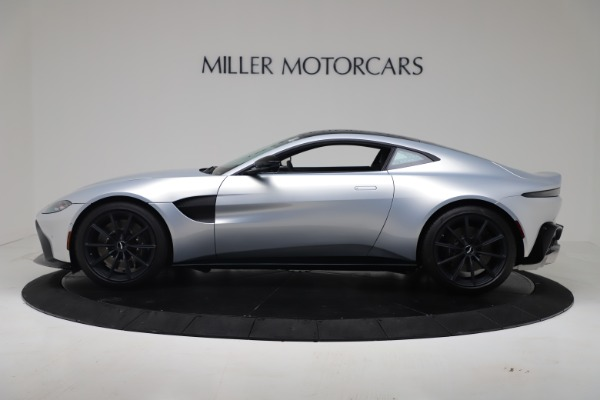 New 2020 Aston Martin Vantage Coupe for sale Sold at Alfa Romeo of Greenwich in Greenwich CT 06830 24