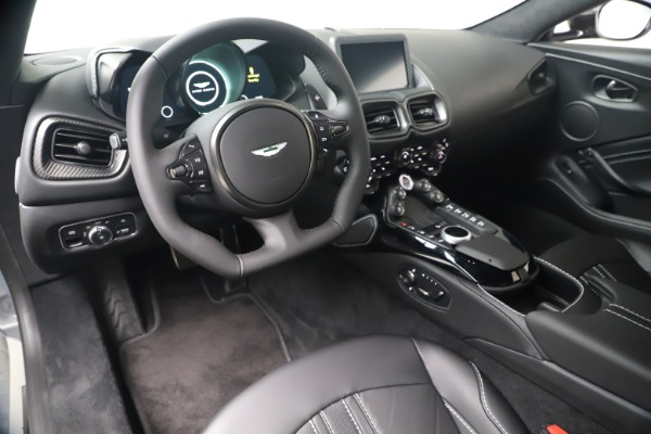New 2020 Aston Martin Vantage Coupe for sale Sold at Alfa Romeo of Greenwich in Greenwich CT 06830 25