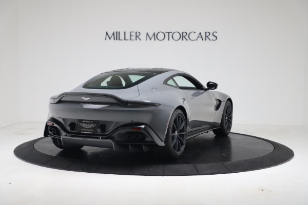 New 2020 Aston Martin Vantage Coupe for sale Sold at Alfa Romeo of Greenwich in Greenwich CT 06830 15