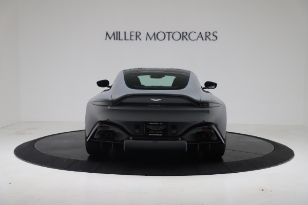 New 2020 Aston Martin Vantage Coupe for sale Sold at Alfa Romeo of Greenwich in Greenwich CT 06830 17