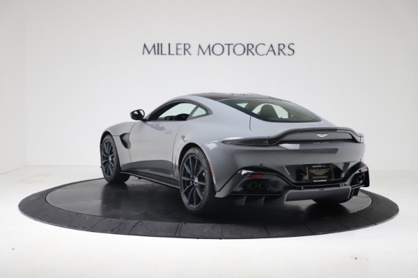 New 2020 Aston Martin Vantage Coupe for sale Sold at Alfa Romeo of Greenwich in Greenwich CT 06830 20