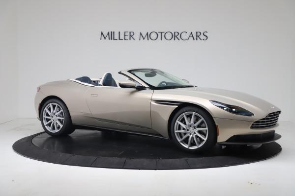 New 2020 Aston Martin DB11 Volante Convertible for sale $255,556 at Alfa Romeo of Greenwich in Greenwich CT 06830 10