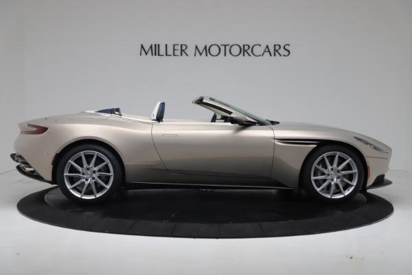New 2020 Aston Martin DB11 Volante Convertible for sale $255,556 at Alfa Romeo of Greenwich in Greenwich CT 06830 11