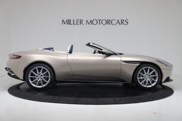 New 2020 Aston Martin DB11 Volante Convertible for sale $255,556 at Alfa Romeo of Greenwich in Greenwich CT 06830 12