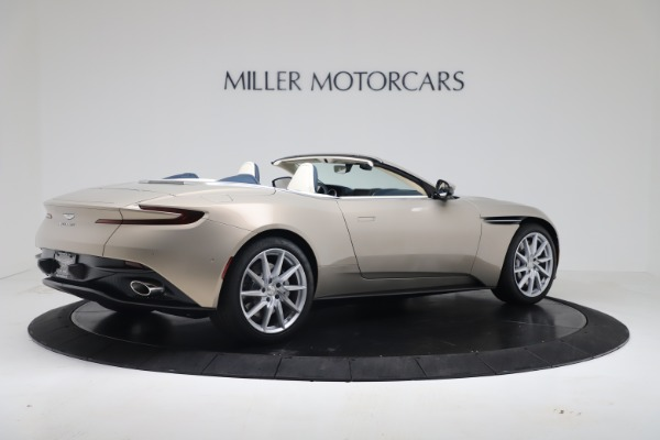 New 2020 Aston Martin DB11 Volante Convertible for sale $255,556 at Alfa Romeo of Greenwich in Greenwich CT 06830 13