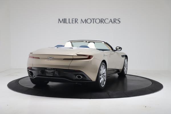 New 2020 Aston Martin DB11 Volante Convertible for sale $255,556 at Alfa Romeo of Greenwich in Greenwich CT 06830 15