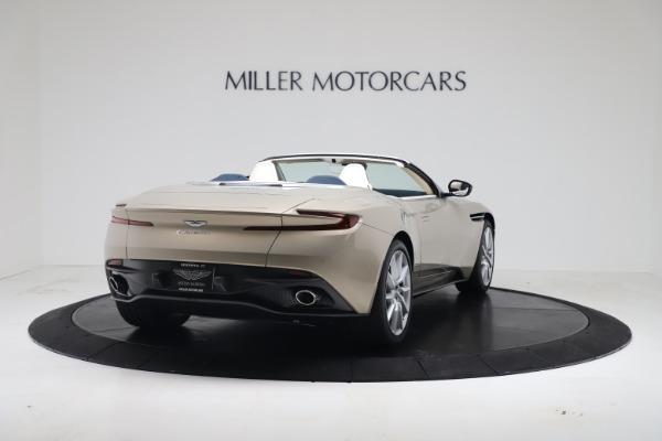 New 2020 Aston Martin DB11 Volante Convertible for sale $255,556 at Alfa Romeo of Greenwich in Greenwich CT 06830 16