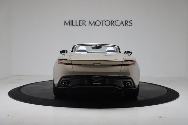 New 2020 Aston Martin DB11 Volante Convertible for sale $255,556 at Alfa Romeo of Greenwich in Greenwich CT 06830 17