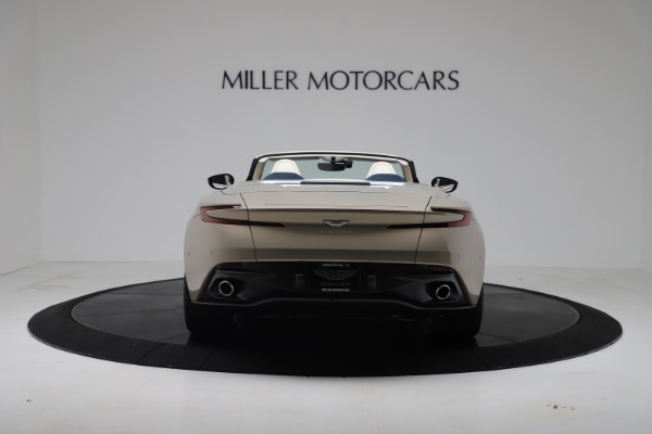 New 2020 Aston Martin DB11 Volante Convertible for sale $255,556 at Alfa Romeo of Greenwich in Greenwich CT 06830 18
