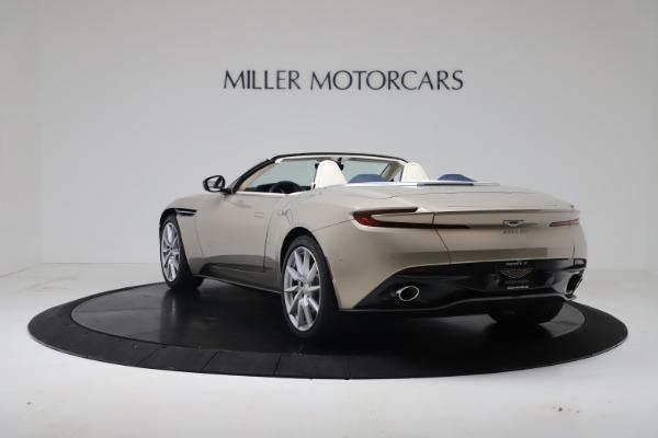 New 2020 Aston Martin DB11 Volante Convertible for sale $255,556 at Alfa Romeo of Greenwich in Greenwich CT 06830 20
