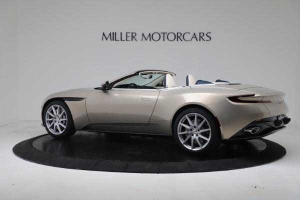 New 2020 Aston Martin DB11 Volante Convertible for sale $255,556 at Alfa Romeo of Greenwich in Greenwich CT 06830 21