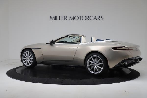 New 2020 Aston Martin DB11 Volante Convertible for sale Sold at Alfa Romeo of Greenwich in Greenwich CT 06830 22