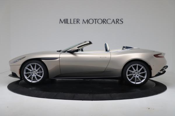 New 2020 Aston Martin DB11 Volante Convertible for sale $255,556 at Alfa Romeo of Greenwich in Greenwich CT 06830 23