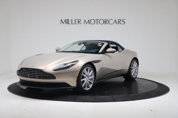 New 2020 Aston Martin DB11 Volante Convertible for sale $255,556 at Alfa Romeo of Greenwich in Greenwich CT 06830 25