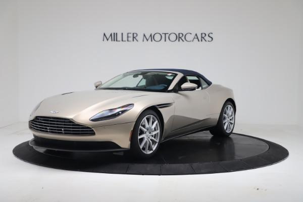 New 2020 Aston Martin DB11 Volante Convertible for sale $255,556 at Alfa Romeo of Greenwich in Greenwich CT 06830 26