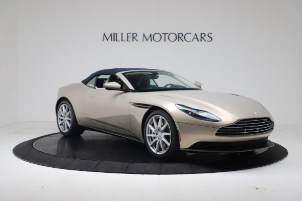 New 2020 Aston Martin DB11 Volante Convertible for sale $255,556 at Alfa Romeo of Greenwich in Greenwich CT 06830 27