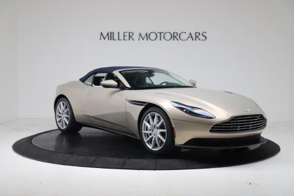 New 2020 Aston Martin DB11 Volante Convertible for sale $255,556 at Alfa Romeo of Greenwich in Greenwich CT 06830 28