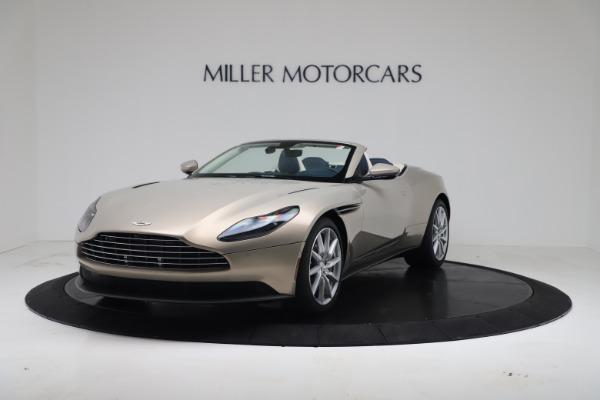 New 2020 Aston Martin DB11 Volante Convertible for sale $255,556 at Alfa Romeo of Greenwich in Greenwich CT 06830 3