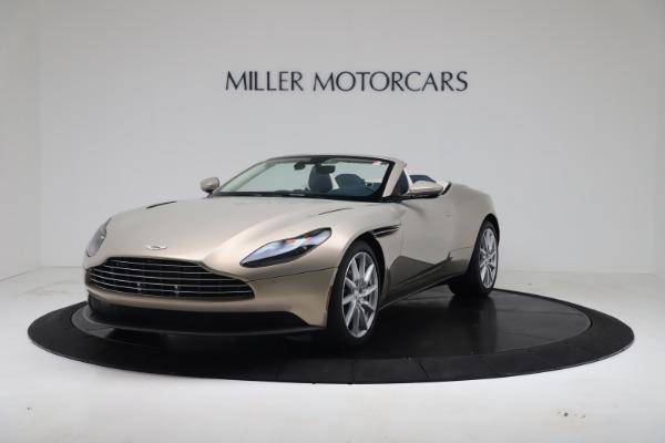 New 2020 Aston Martin DB11 Volante Convertible for sale $255,556 at Alfa Romeo of Greenwich in Greenwich CT 06830 4