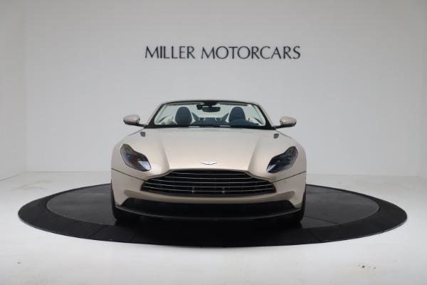 New 2020 Aston Martin DB11 Volante Convertible for sale $255,556 at Alfa Romeo of Greenwich in Greenwich CT 06830 6