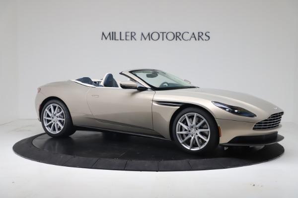New 2020 Aston Martin DB11 Volante Convertible for sale $255,556 at Alfa Romeo of Greenwich in Greenwich CT 06830 9