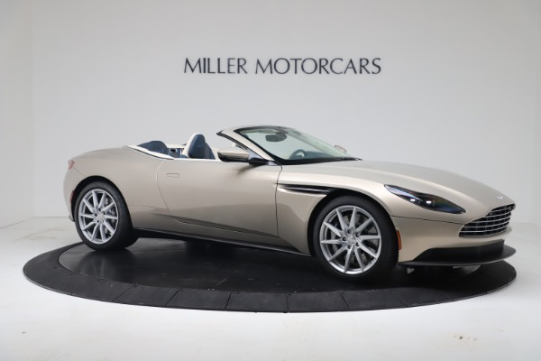 New 2020 Aston Martin DB11 Volante Convertible for sale Sold at Alfa Romeo of Greenwich in Greenwich CT 06830 9