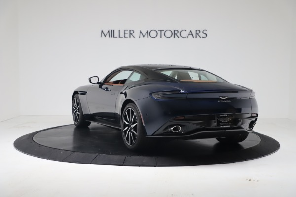 New 2020 Aston Martin DB11 V8 Coupe for sale $231,691 at Alfa Romeo of Greenwich in Greenwich CT 06830 10