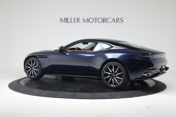New 2020 Aston Martin DB11 V8 Coupe for sale $231,691 at Alfa Romeo of Greenwich in Greenwich CT 06830 11
