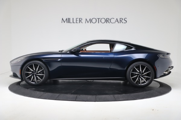 New 2020 Aston Martin DB11 V8 Coupe for sale $231,691 at Alfa Romeo of Greenwich in Greenwich CT 06830 12