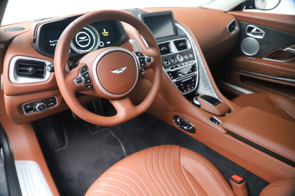 New 2020 Aston Martin DB11 V8 Coupe for sale $231,691 at Alfa Romeo of Greenwich in Greenwich CT 06830 14