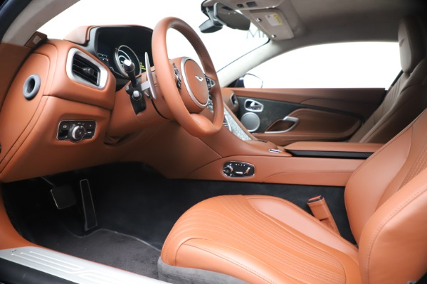 Used 2020 Aston Martin DB11 V8 Coupe for sale $199,990 at Alfa Romeo of Greenwich in Greenwich CT 06830 15