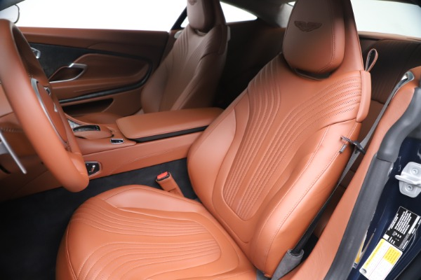 Used 2020 Aston Martin DB11 V8 Coupe for sale $199,990 at Alfa Romeo of Greenwich in Greenwich CT 06830 16