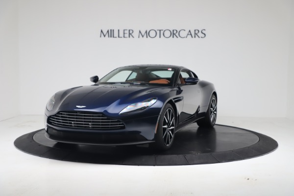 New 2020 Aston Martin DB11 V8 Coupe for sale $231,691 at Alfa Romeo of Greenwich in Greenwich CT 06830 2