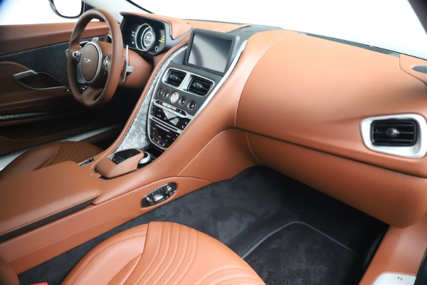 Used 2020 Aston Martin DB11 V8 Coupe for sale $199,990 at Alfa Romeo of Greenwich in Greenwich CT 06830 20