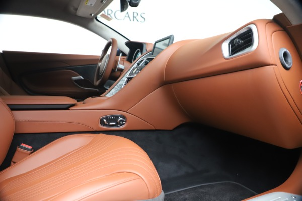 Used 2020 Aston Martin DB11 V8 Coupe for sale $199,990 at Alfa Romeo of Greenwich in Greenwich CT 06830 21