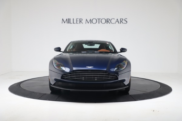Used 2020 Aston Martin DB11 V8 Coupe for sale $199,990 at Alfa Romeo of Greenwich in Greenwich CT 06830 3