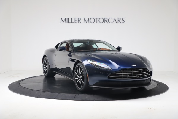 New 2020 Aston Martin DB11 V8 Coupe for sale $231,691 at Alfa Romeo of Greenwich in Greenwich CT 06830 4