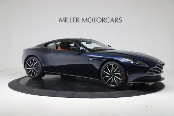 Used 2020 Aston Martin DB11 V8 Coupe for sale $199,990 at Alfa Romeo of Greenwich in Greenwich CT 06830 5