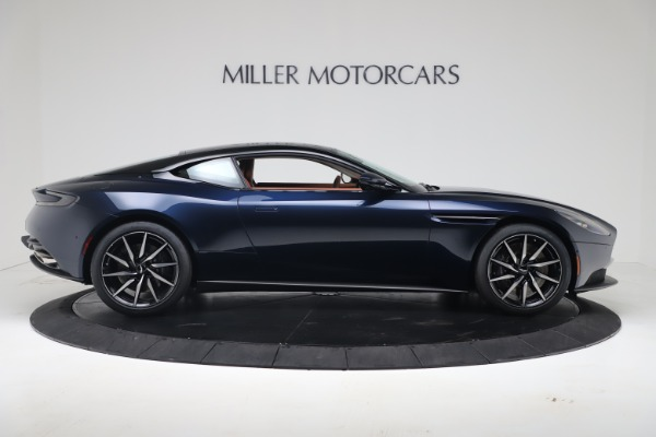 Used 2020 Aston Martin DB11 V8 Coupe for sale $199,990 at Alfa Romeo of Greenwich in Greenwich CT 06830 6