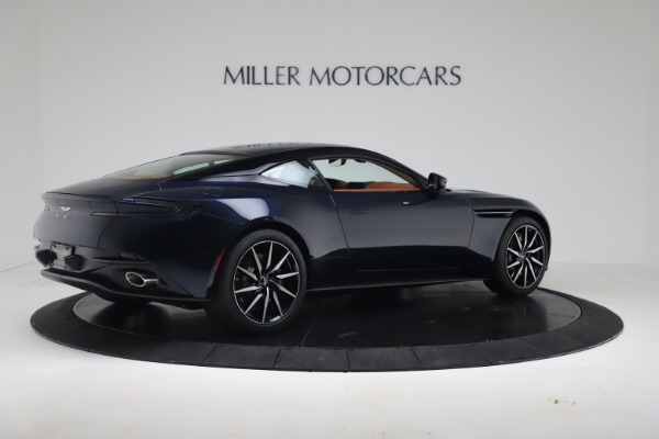 New 2020 Aston Martin DB11 V8 Coupe for sale $231,691 at Alfa Romeo of Greenwich in Greenwich CT 06830 7