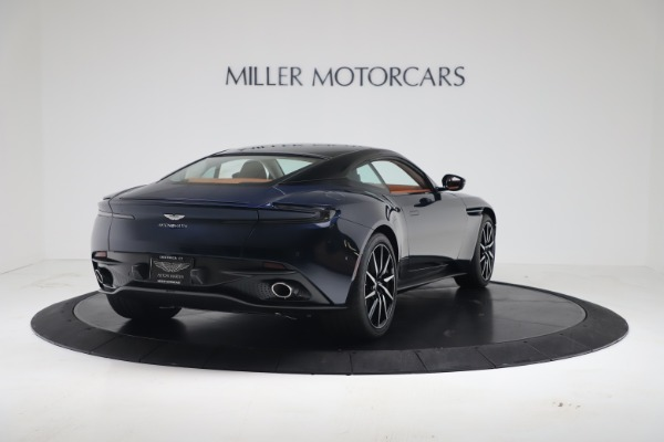 New 2020 Aston Martin DB11 V8 Coupe for sale $231,691 at Alfa Romeo of Greenwich in Greenwich CT 06830 8