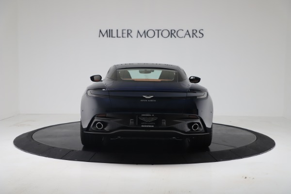 Used 2020 Aston Martin DB11 V8 Coupe for sale $199,990 at Alfa Romeo of Greenwich in Greenwich CT 06830 9
