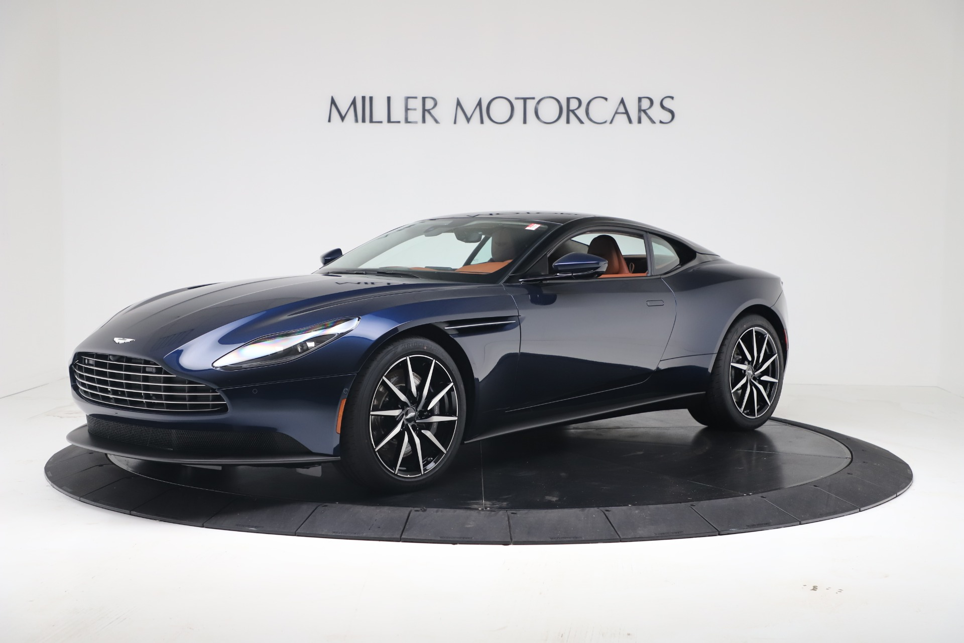 Used 2020 Aston Martin DB11 V8 Coupe for sale $199,990 at Alfa Romeo of Greenwich in Greenwich CT 06830 1