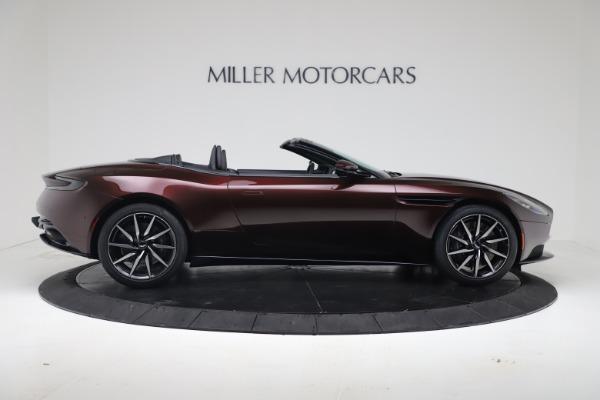 Used 2020 Aston Martin DB11 Volante Convertible for sale Sold at Alfa Romeo of Greenwich in Greenwich CT 06830 11