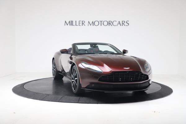 Used 2020 Aston Martin DB11 Volante Convertible for sale Sold at Alfa Romeo of Greenwich in Greenwich CT 06830 13