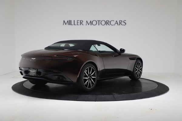 Used 2020 Aston Martin DB11 Volante Convertible for sale Sold at Alfa Romeo of Greenwich in Greenwich CT 06830 16