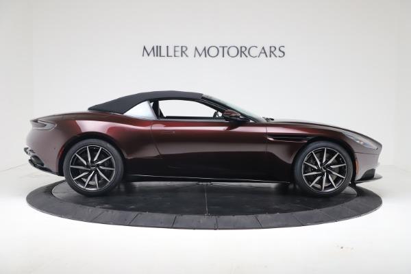 Used 2020 Aston Martin DB11 Volante Convertible for sale Sold at Alfa Romeo of Greenwich in Greenwich CT 06830 17